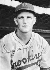 1940 newt kimball brooklyn dodgers
