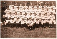 1941 Brooklyn Dodgers newt-kimball