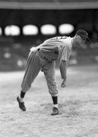 Monte Pearson pitch 1941 Reds