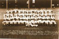 fred sanford yankees 1949 top-4-from-left2