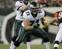 2007 eagles scott young
