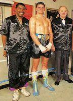 1993 super-middleweight ray close